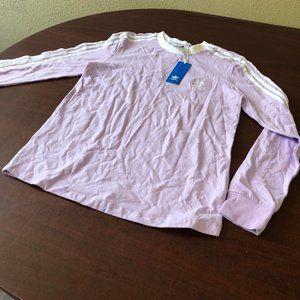 A271 adidas Shirt Size M Long Sleeve